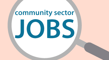 Community Sector Jobs