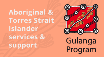 Banner - Gulanga Program - Cultural awareness support for your NFP